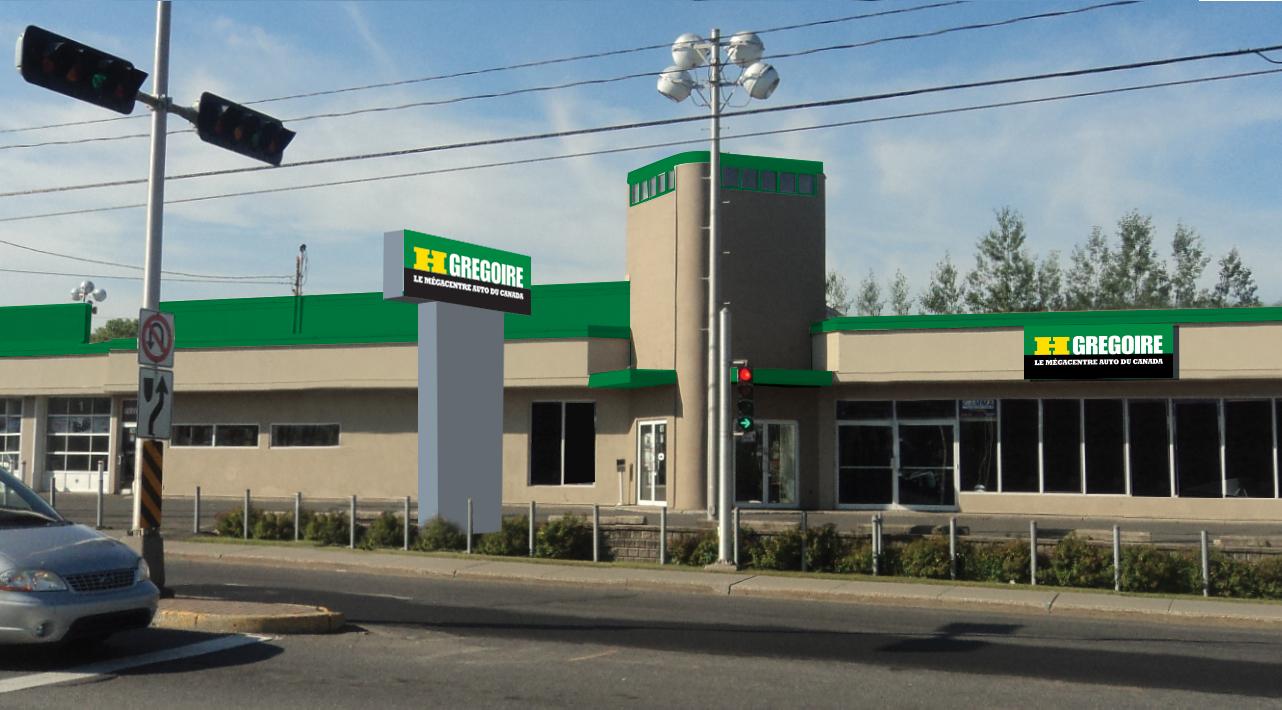 HGrégoire Drummondville