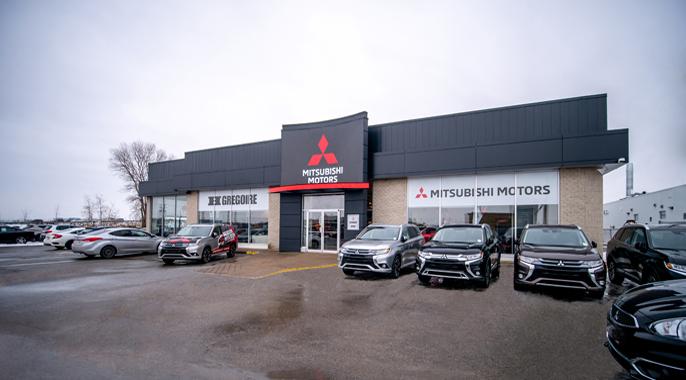 HGrégoire Mitsubishi Vaudreuil