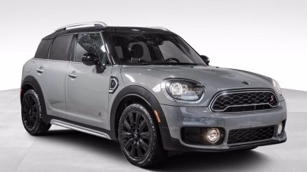 2017 Mini Cooper AWD ALL4 4dr S CUIR TOIT PANORAMIQUE NAVIGATION                    à Drummondville