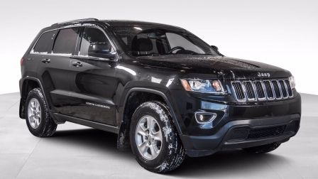 2016 Jeep Grand Cherokee Laredo 4X4 GROUPE ELECTRIQUE BLUETOOTH                    à Saint-Jérôme