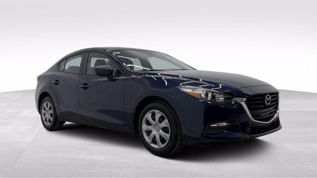 2017 Mazda 3 GX** BLUETOOTH* CRUISE* GROUPE ELECTRIQUE* #