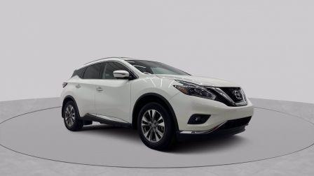 2018 Nissan Murano SL** CAMERA DE RECUL* CUIR* TOIT OUVRANT* MAGS*                    à Saguenay