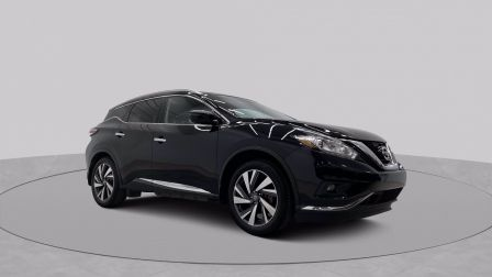2017 Nissan Murano Platinum** BLUETOOTH* MAGS* CUIR* TOIT OUVRANT*                    à Sherbrooke