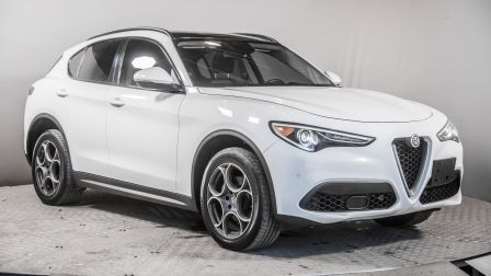 2018 Alfa Romeo Stelvio Sport AWD CUIR TOIT PANORAMIQUE NAVIGATION FULL                    à Longueuil