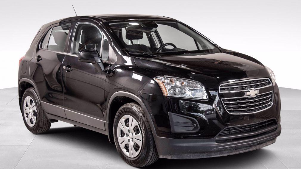 2016 Chevrolet Trax FWD 4dr LS #