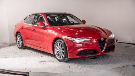 2017 Alfa Romeo Giulia 4dr Sdn Ti AWD CUIR TOIT OUVRANT NAVIGATION                    à Longueuil