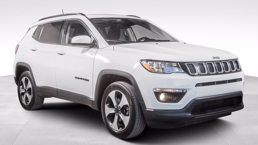 2018 Jeep Compass North 4X4 TOIT PANORAMIQUE MAGS CAMERA DEMARREUR #