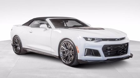 2019 Chevrolet Camaro ZL1 CONVERTIBLE 650HP! 10 VITESSES NAVIGATION HOOD