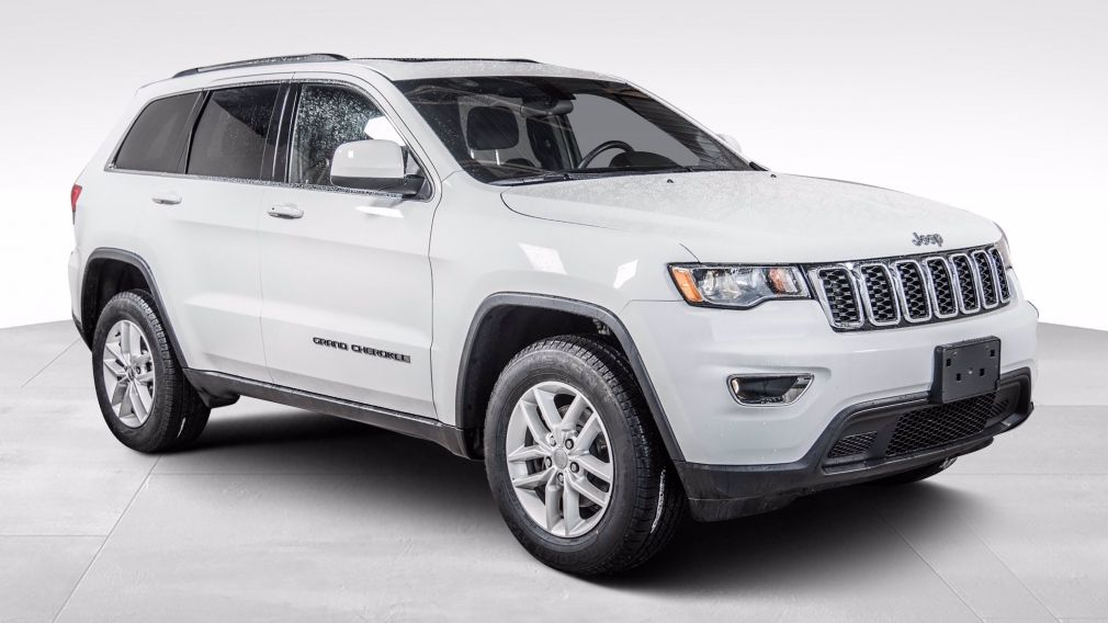 2018 Jeep Grand Cherokee Laredo 4X4 TOIT OUVRANT BANCS ET VOLANT CHAUFFANTS #