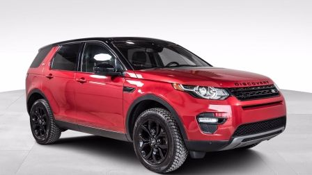 2018 Land Rover DISCOVERY SPORT HSE AWD CUIR NAVIGATION TOIT PANORAMIQUE                    in Terrebonne