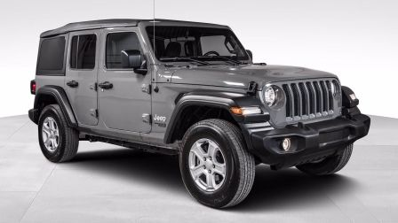 2020 Jeep Wrangler Unlimited 4X4 Sport S GROUPE TECHNO MAGS TECH                    à Drummondville