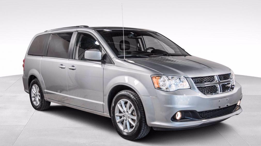 2019 Dodge GR Caravan SXT Premium Plus CUIR NAVIGATION STOW N GO #