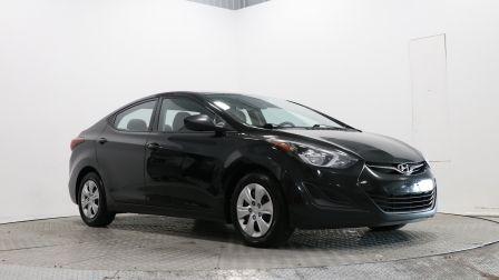 2016 Hyundai Elantra LE-R                    à Vaudreuil