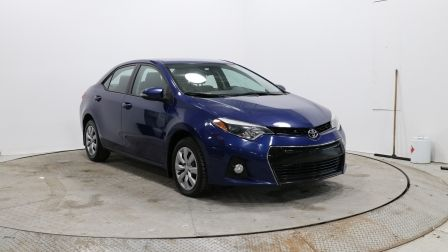 2015 Toyota Corolla S*A/C*BLEUTOOTH*HEATED SEATS*FOG*                    à Vaudreuil