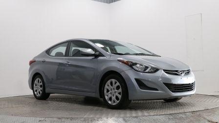 2016 Hyundai Elantra GL                    à Vaudreuil