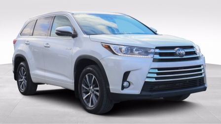 2018 Toyota Highlander HYBRIDE XLE  AWD   GPS - CUIR - A/C AUTO - BANC CH                    à Drummondville