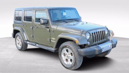 2015 Jeep Wrangler Unlimited SAHARA 2 TOITS | V6 - 4X4 - BLUETOOTH - A/C