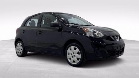 2015 Nissan MICRA S** CRUISE* LECTEUR CD*                    in Terrebonne