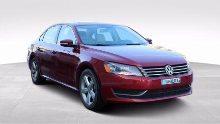 2015 Volkswagen Passat COMFORTLINE CUIR TOIT MAG                    à Laval