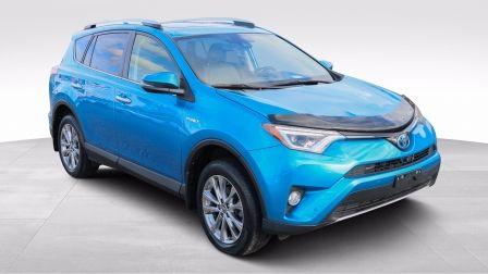2016 Toyota RAV4 Hybrid HYBRIDE LIMITED | TOIT OUVRANT - CUIR - BANCS CHAU                    à Longueuil