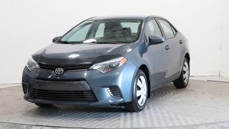 2016 Toyota Corolla LE                    à Vaudreuil