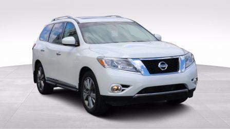 2015 Nissan Pathfinder Platinum Edition NAVI TOIT CUIR MAGS 20 POUCES                    à Repentigny