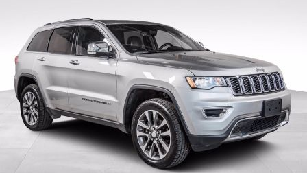 2018 Jeep Grand Cherokee Limited 4X4 TOIT OUVRANT CUIR NAVIGATION MAGS 20 P                    à Repentigny