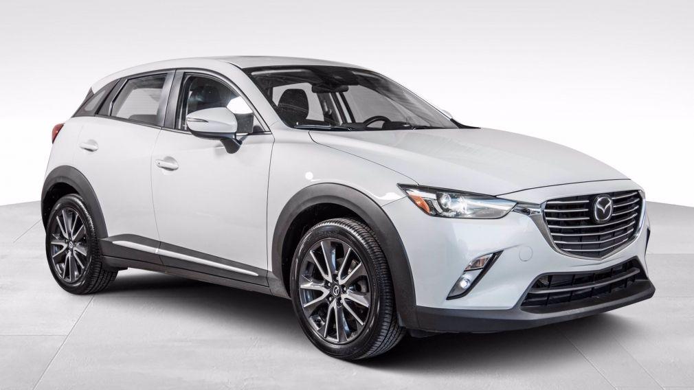 2018 Mazda CX 3 GT Auto AWD CUIR TOIT NAVIGATION #