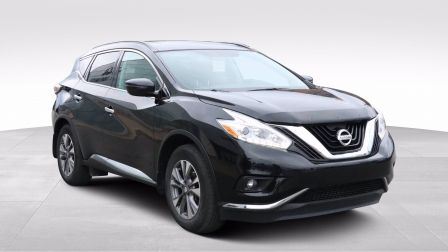 2017 Nissan Murano SV NAVI TOIT PANORAMIQUE MAGS 18 POUCES                    in Terrebonne