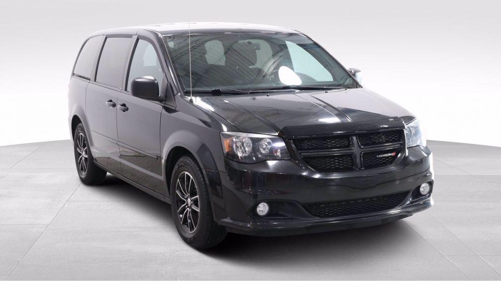 2014 Dodge GR Caravan SXT #