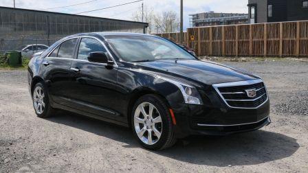 2016 Cadillac ATS Luxury Collection AWD - CUIR - SIÈGES ÉLECTRIQUE -                    à Drummondville