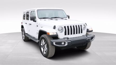 2018 Jeep Wrangler Unlimited Sahara-volant chauffant-sièges chauffants-cam de r