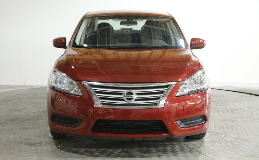 Nissan Sentra 2015 SV AUTO AC GR ELEC CAMÉRA DE RECULE ...
