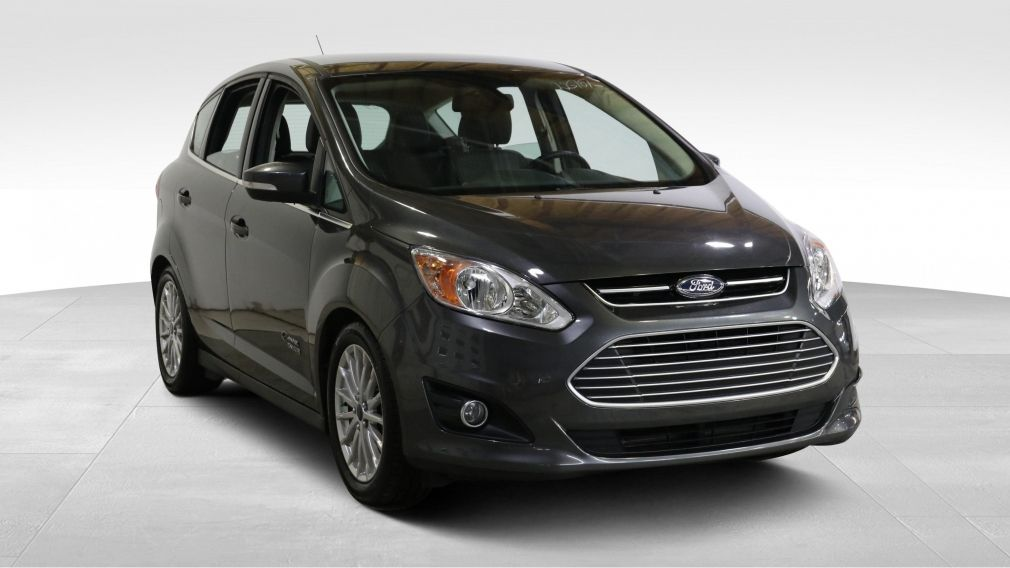 2015 Ford C MAX ENERGY SEL HYBRIDE RECHARGABLE AUTO A/C CUIR #