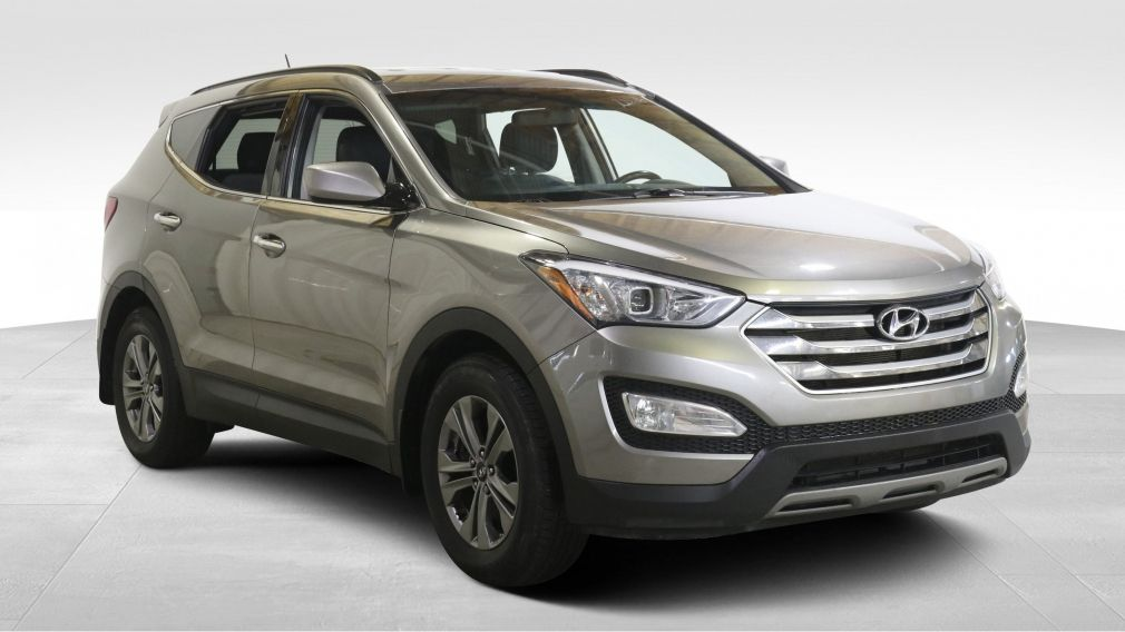 2016 Hyundai Santa Fe SPORT PREMIUM AWD #