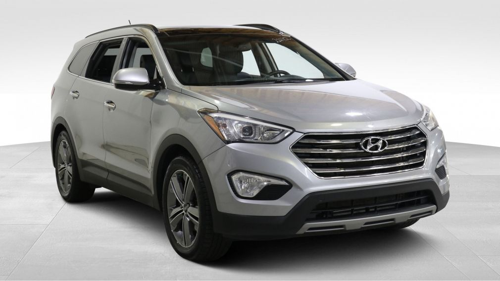 2014 Hyundai Santa Fe Limited AWD AUTO AC GR ELEC CAMÉRA DE RECULE TOIT #