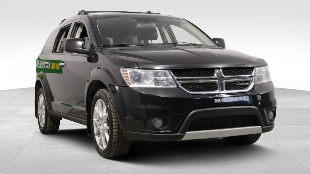 2018 Dodge Journey GT 7 PASS AWD A/C CUIR MAGS BLUETOOTH #