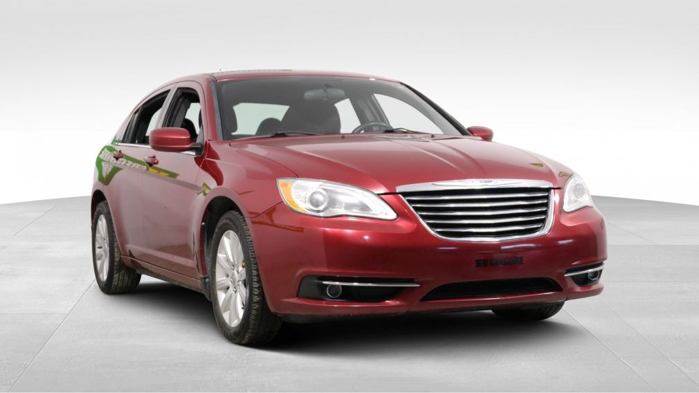 2013 Chrysler 200 TOURING AUTO A/C GR ELECT MAGS #