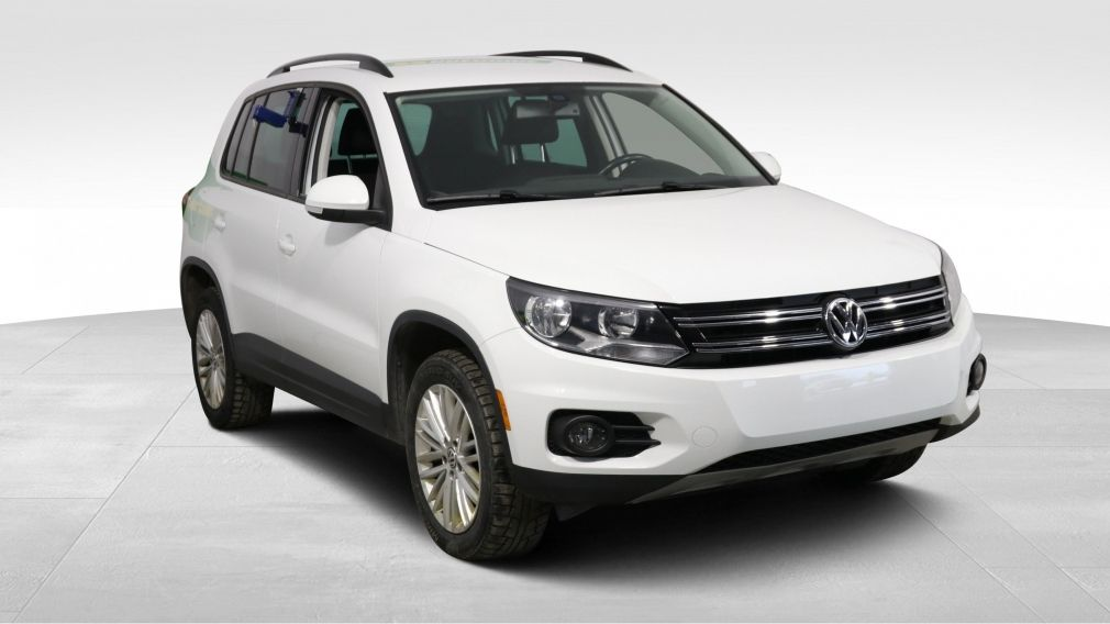 2016 Volkswagen Tiguan SPECIAL EDITION 4MOTION A/C MAGS CAM RECUL #