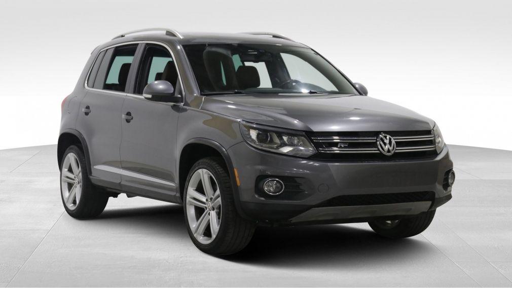 2016 Volkswagen Tiguan Special Edition AUTO A/C CUIR TOIT CAMERA  BLUETOO #