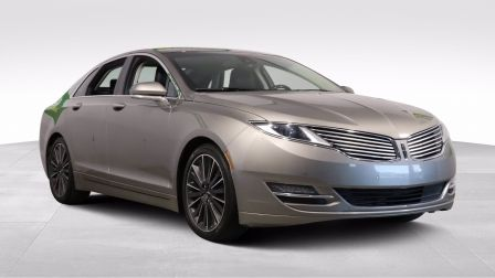 2016 Lincoln MKZ AWD CUIR TOIT PANO NAV MAGS CAM RECUL BLUETOOTH                    à Repentigny