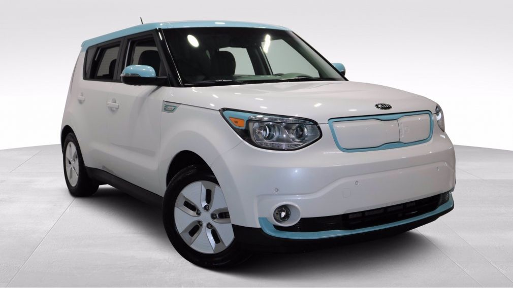 2016 Kia Soul Luxury EV Auto GPS Sieges-Chauf Bluetooth/USB/MP3 #0