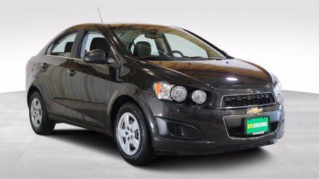 2016 Chevrolet Sonic LT AUTO AC GR ELEC CAMERA DE RECULE BLUETOOTH                    à Drummondville
