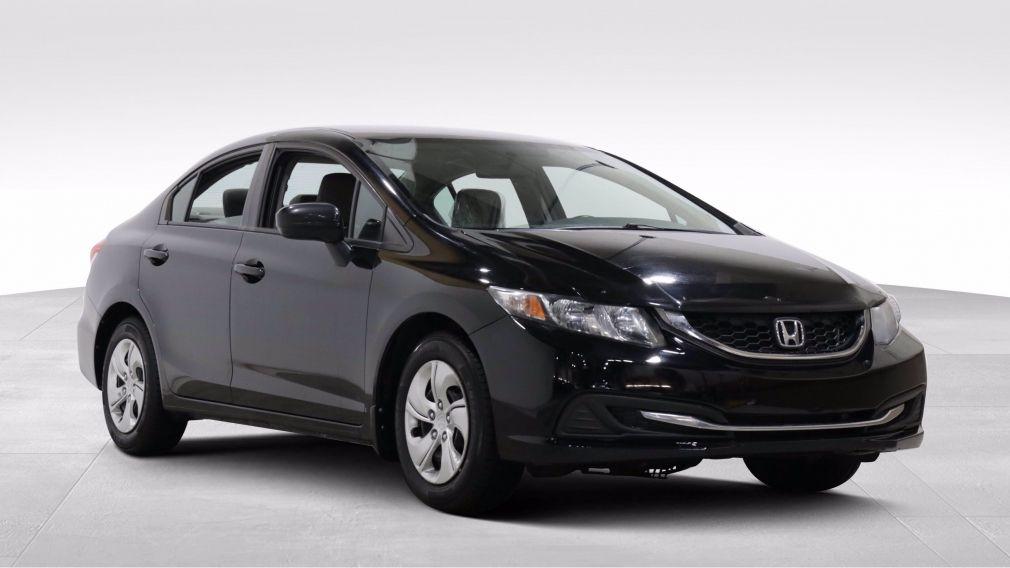 2015 Honda Civic LX A/C GR ÉLECT BLUETOOTH #0