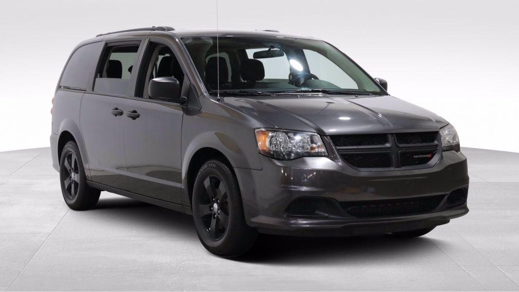 2017 Dodge GR Caravan AUTO A/C GR ELECT MAGS 7 PASSAGERS #
