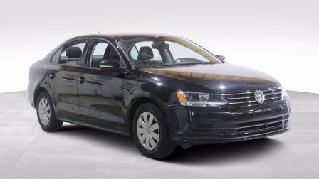 2015 Volkswagen Jetta TRENDLINE AUTO A/C GROUPE ELECT BLUETOOTH                    à Montréal