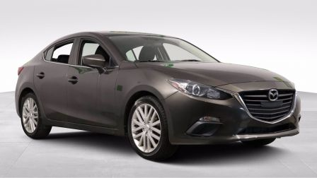 2015 Mazda 3 GS AUTO A/C GR ELECT MAGS CAM RECUL BLUETOOTH                    à Longueuil