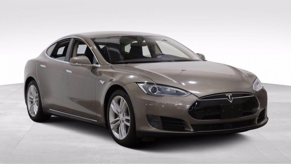 2016 Tesla Model S 90D AWD A/C CUIR GR ELECT MAGS CAMERA RECUL BLUETO #