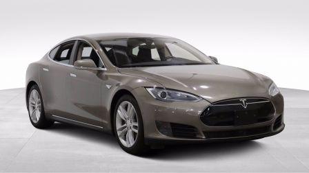 2016 Tesla Model S 90D AWD A/C CUIR GR ELECT MAGS CAMERA RECUL BLUETO                    à Drummondville