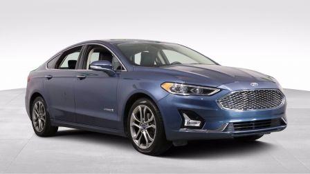 2019 Ford Fusion TITANIUM A/C CUIR TOIT NAV MAGS CAM RECUL                    à Blainville